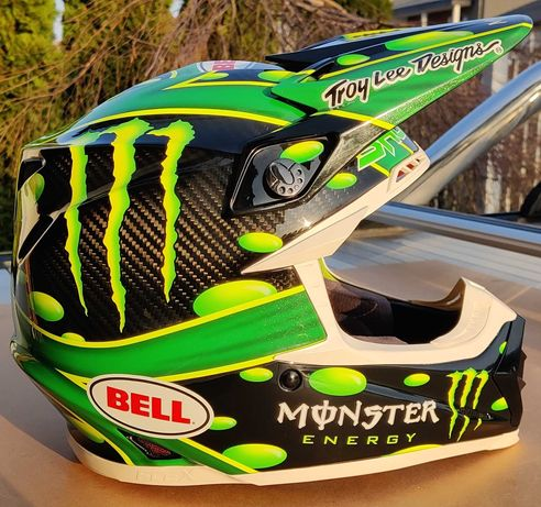 Kask Bell Moto-9 Flex McGrath Monster-rozmiar M