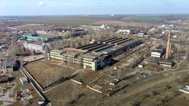продажа завода армалит 21га земля в собственности 70000м2