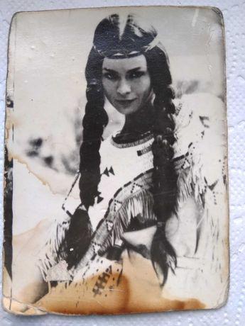 Nszo- czi..Piękny Dzień Śliczna siostra Winnetou z kultowej powieści..