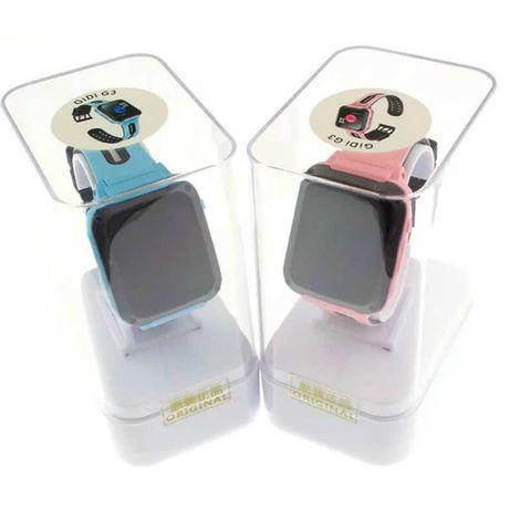 Оригинал. смат часы - Детские умные G3 с GPS, новые!
