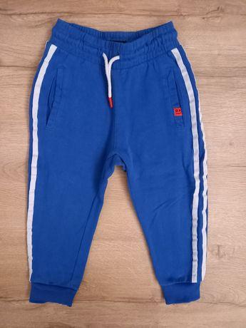 Spodnie dresowe Reserved r104!