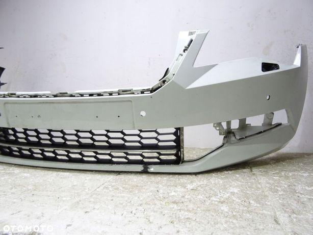 ZDERZAK PRZÓD PRZEDNI SUPERB III 3V PDC6 XENON