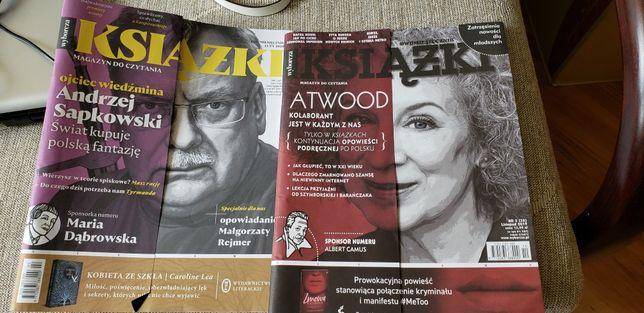 Książki magazyn do czytania
