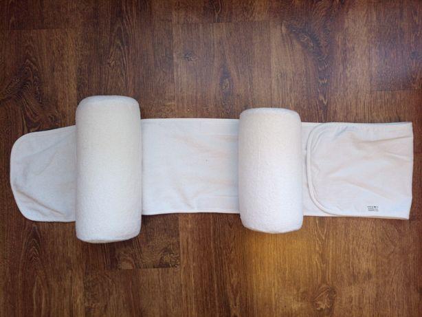 Jak nowe Bezpieczne wałeczki poduszki do snu dla niemowlaka