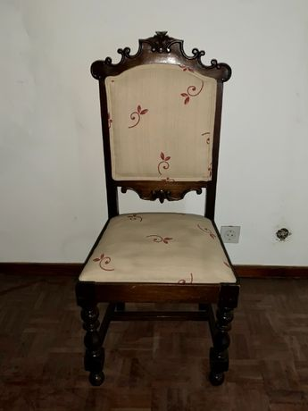 Cadeira Estilo Inglês