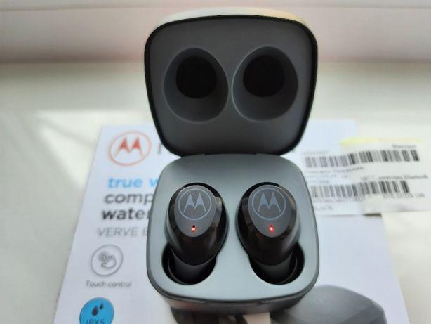 Беспроводные наушники Motorola Verve Buds 100 Black