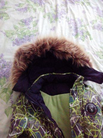 Куртка и полукомбенизон зима