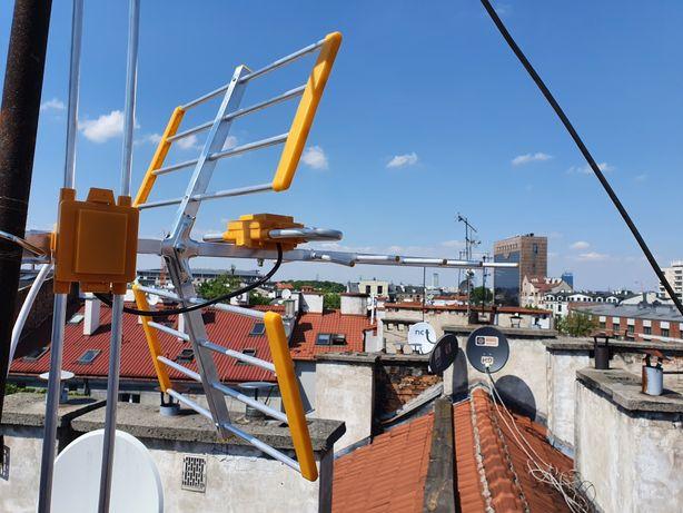 Antena DVB-T 8 mux