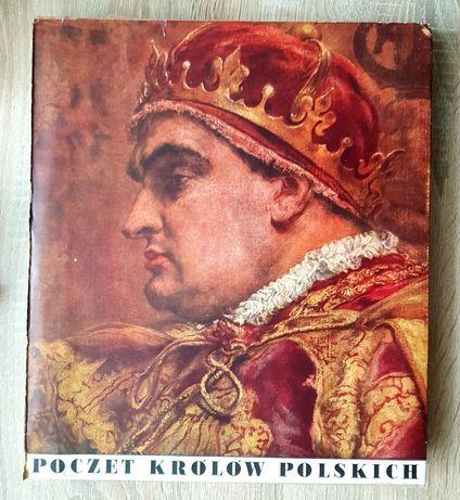Poczet królów polskich według Jana Matejki (1961) Oprac. J. Skarbowski