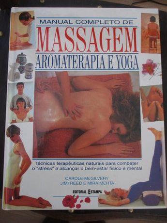 Manual Massagem/GRDLivro de IOGA/Enciclopédia Médica/Guia das Emergênc