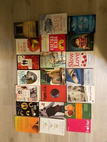 Sprzedam książki - pojedyńczo lub wszystkie