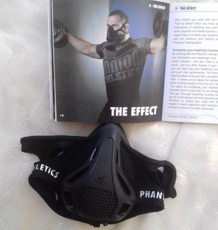 Тренировочная маска Phantom Training Mask аэробная маска