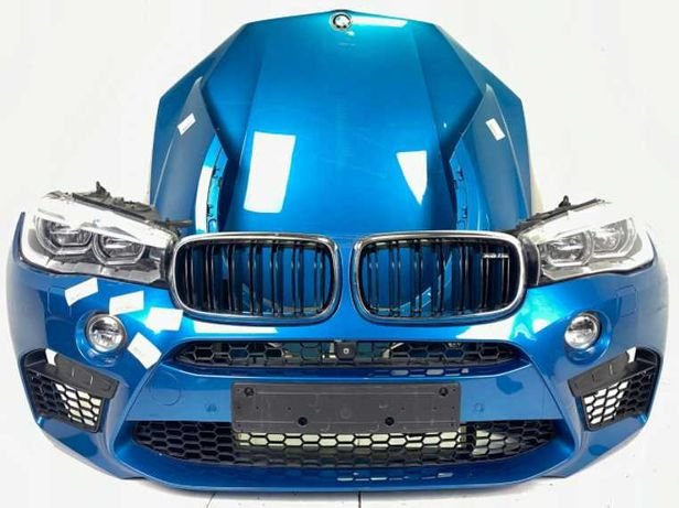Разборка BMW X5 G05 F15 / X6 F16 / X7 G07 Капот Бампер Крыло детали