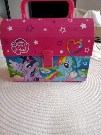 Kuferek my little pony