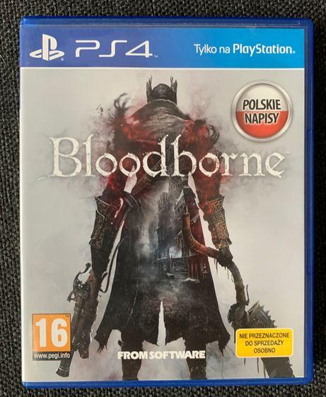 Gra Bloodborne PS4