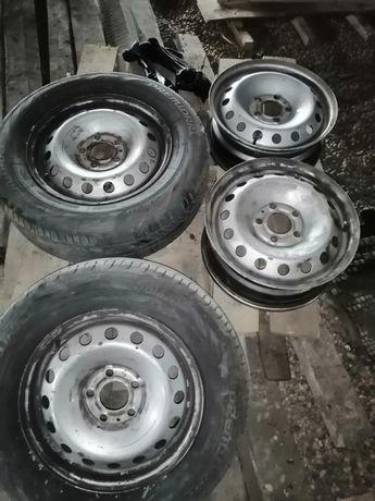 диски трафік віваро 5х118 R16 металеві trafic vivaro