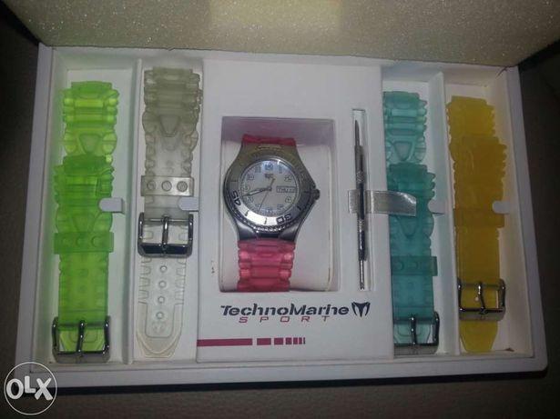 Relógio Technomarine sport -