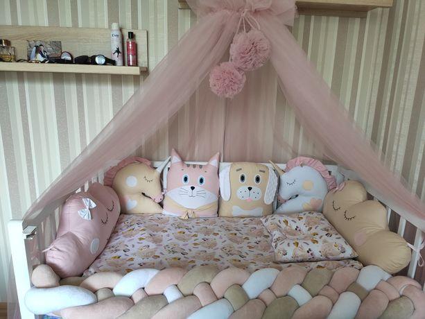 Продам бортики в дитяче ліжечко