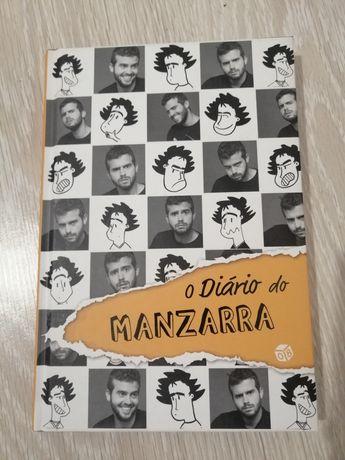 """Livro """"O Diário do Manzarra"""""""