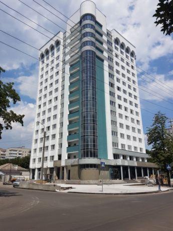 Трикімнатна 115м2 центр новобудова вид на Дніпро, ремонт