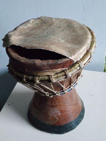 Tambor Djambe para decoração ou restauro