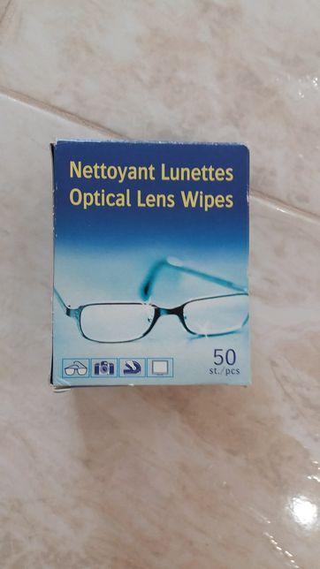 Салфетки для окулярів.