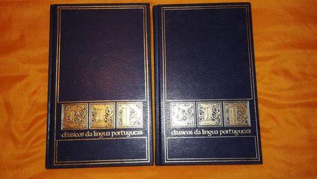 Varios titulos Coleção - Clássicos da Lingua Portuguesa -