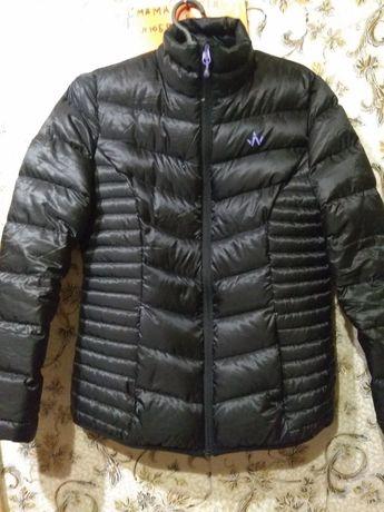 Куртка - пуховик M- ка