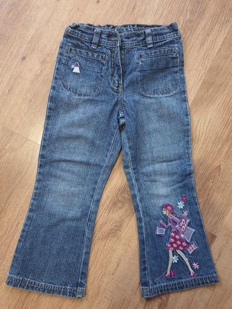 Spodnie NEXT 104cm
