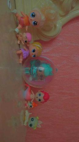 Куклы LOL 7 штук