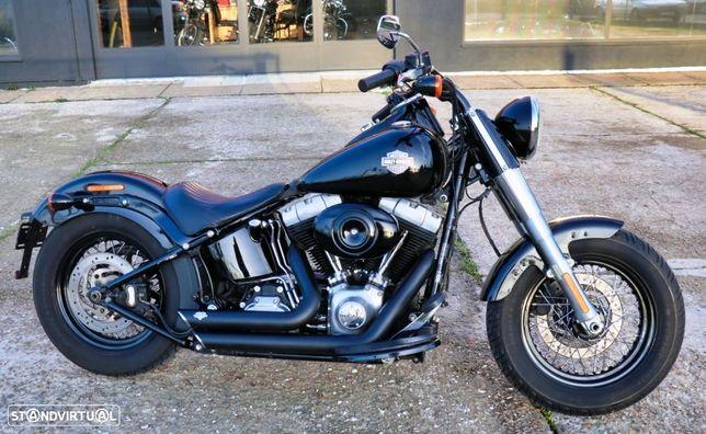 Harley-Davidson FLST  SLIM