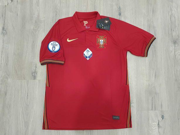 PORTUGAL Seleção Nacional 21/22 - (Camisola + Kits) NOVIDADES