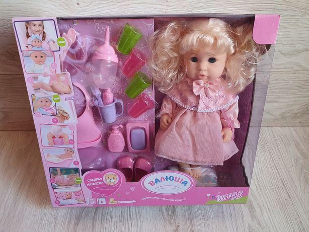 Пупс с аксессуарами, кукла Функциональная кукла пупс, baby born