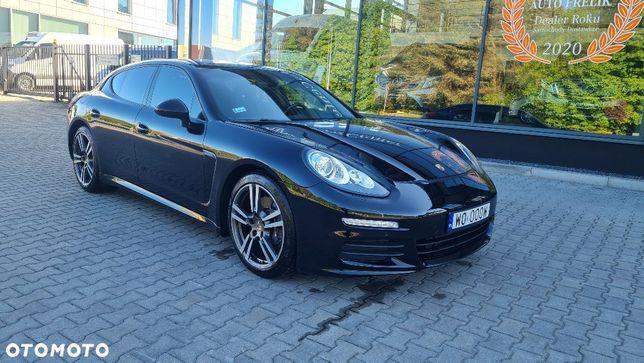 Porsche Panamera Piękna Panamera prywatnie! Możliwa zamiana
