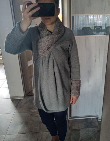 Narzuta / swetr.