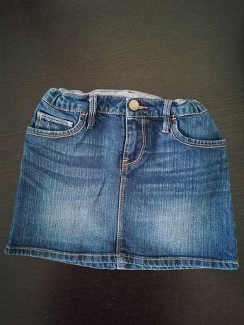 Nowa cena!!! Spódniczka jeansowa GapKids