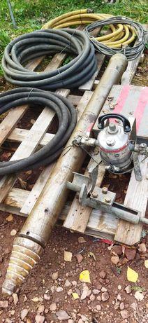 Urządzenie do przecisków HP-130 R4 Hercu Pneumatic