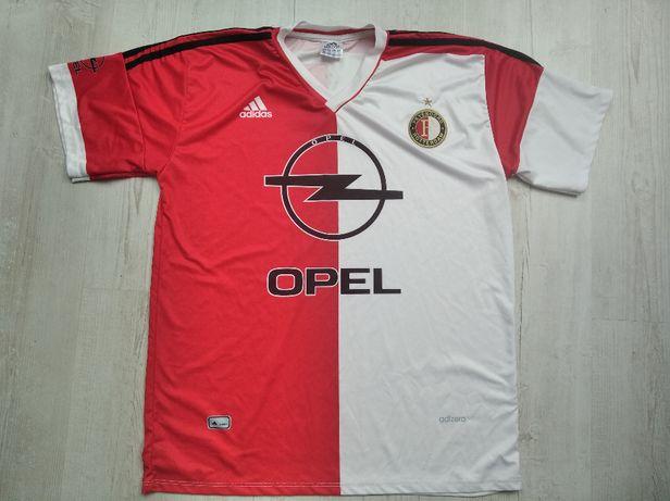 Koszulka Adidas Feyenoord Rotterdam rozmiar L Polecam klasyka Opel