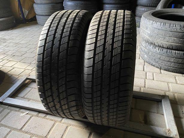 лето 205\55\R16 8мм Dunlop SP Sport 2шт шины КАК НОВЫЕ