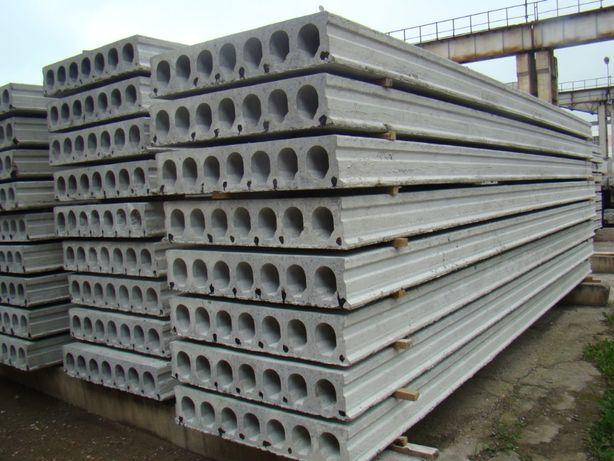 Екструдерные плиты перекрытия ПБ с завода со скидкой до 35%
