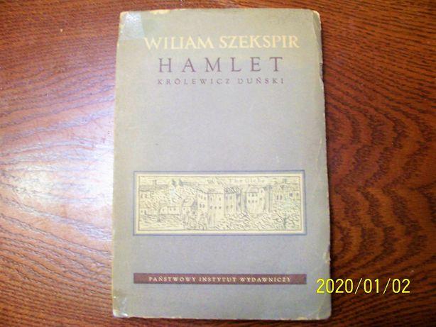 Hamlet W. Szekspir rok 1951