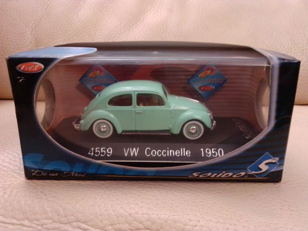 Miniaturas Burago Min/Porsche/Volkswagen Carocha Tipo Dinky Toys/Vespa