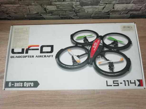 Dron Quadocopter Helikopter Ufo Aircraft LS-114