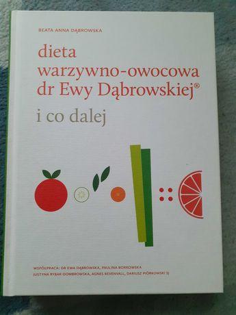 Dieta warzywno - owocowa dr Ewy Dąbrowskiej - i co dalej