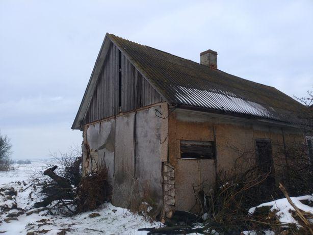 Dom drewniany z bali