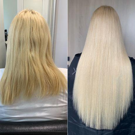 Нарощування волосся, кератин, ботокс, нанопластика