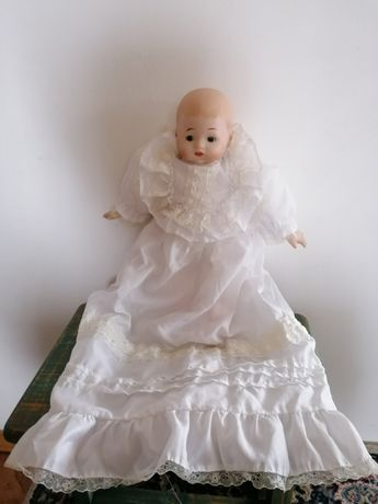Stara lalka porcelana
