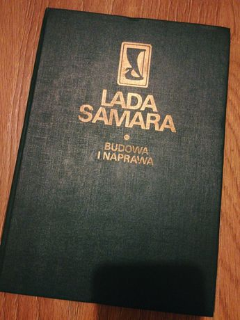 Książka Łada Samara. Budowa i naprawa
