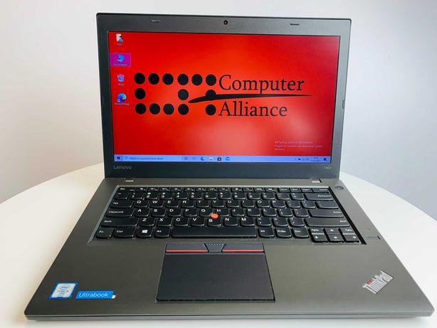 Lenovo ThinkPad T460 i5-6gen 8GB 240GB SSD 14,1 Full HD Wrocław GW12