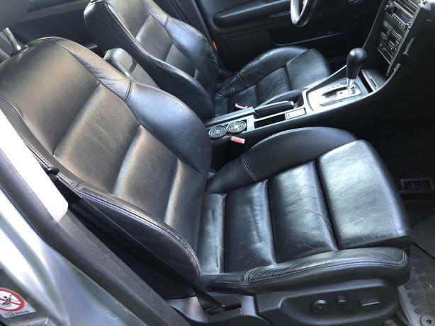 Fotele s line audi a4 b6 b7 z pamiecia full opcja podgrzewane elektryc